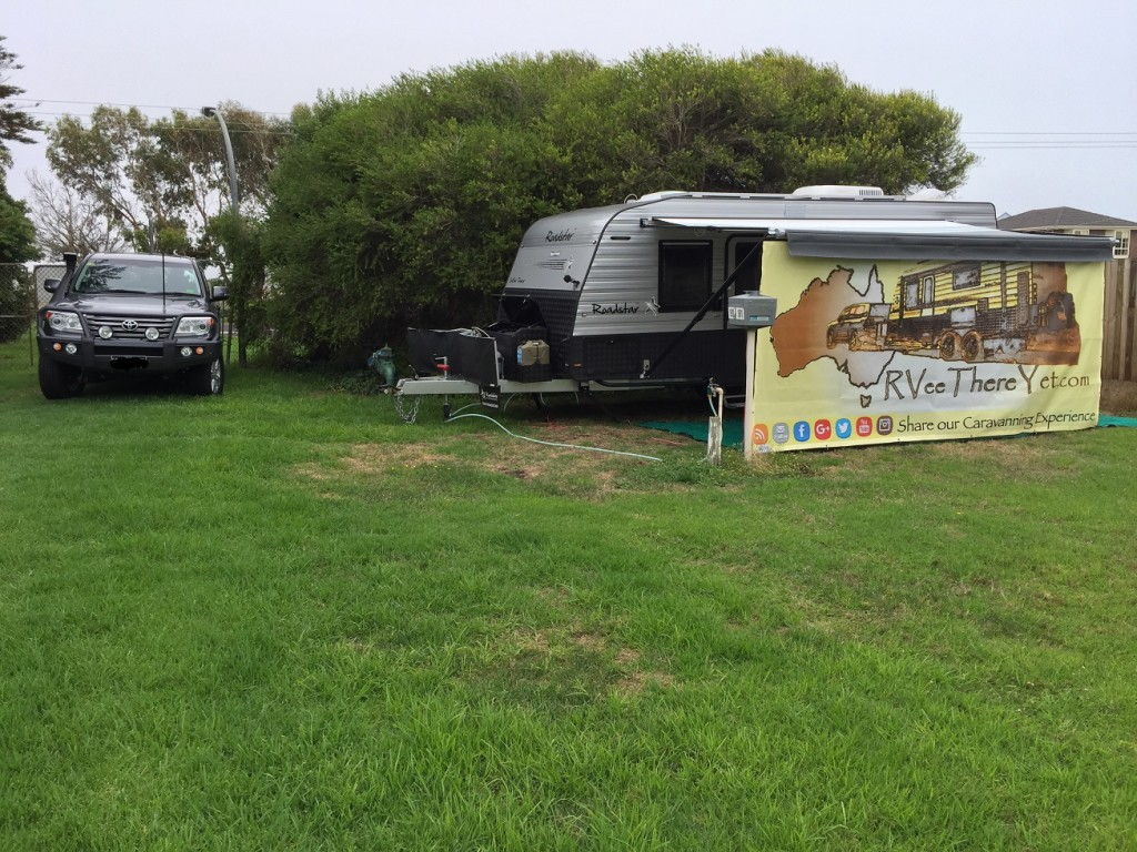 RV Shade and Covers Custom Awning Shade - RVeeThereYet